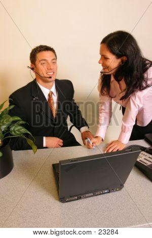 Work Men Women