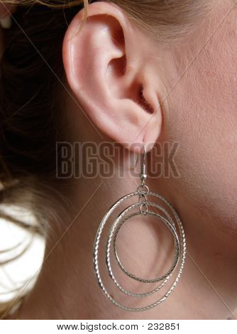 Woman's Earring