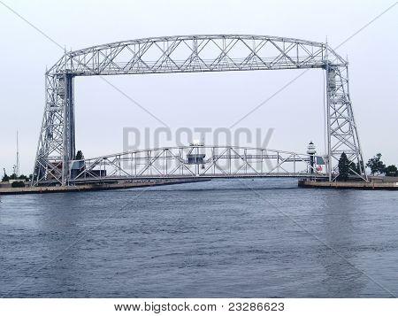 Duluth Harbor Bridge