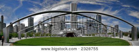 Jay Pritzker Pavilion