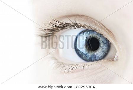 Eye Closeup