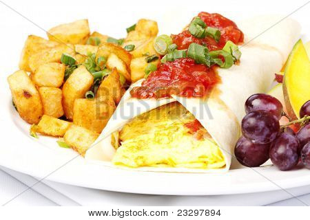 South Western Omelette