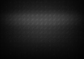 Abstract Modern Black Carbon Fiber Textured Material Design For Background, Graphic Design poster
