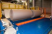 pic of water-mill  - Paper and pulp mill  - JPG