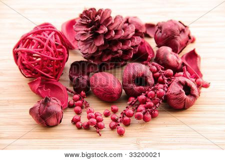 Red Potpourri