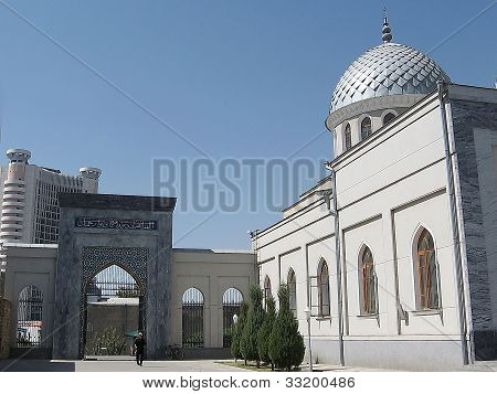 Tashkent Juma Mosque Precinct 2007