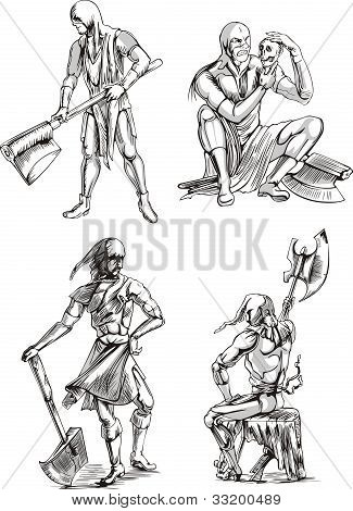 Executioner Sketches