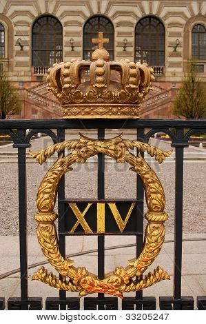 crown of sweden