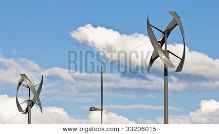 Urban Wind Turbines