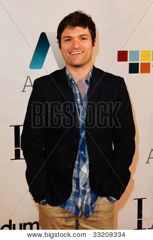 NEW  YORK-MAY 18: Josh Ruben of MTV's College Humor attends the IAC And Aereo Official Internet Week New York HQ Closing Party at IAC HQ on May 17, 2012 in New York City.