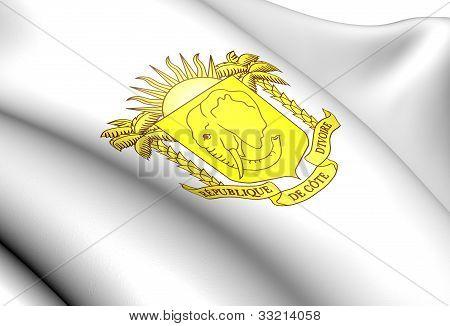 Cote D'ivoire Coat Of Arms