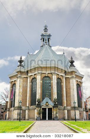 The New Church In The Hague. Den Haag, Netherlands.