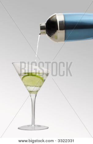 Fotografia de um Martini