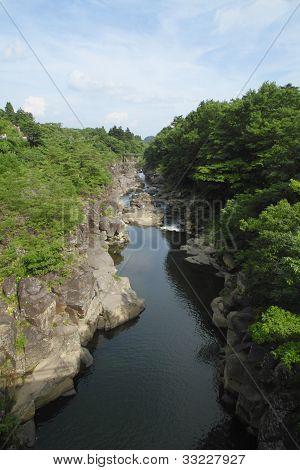 Valley  Genbi In Iwate,touhoku
