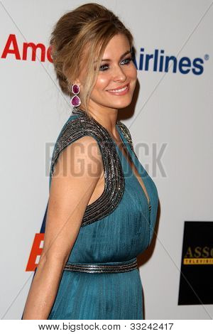 LOS ANGELES - MAY 18:  Carmen Electra arrives at the 19th Annual Race to Erase MS gala at Century Plaza Hotel on May 18, 2012 in Century City, CA