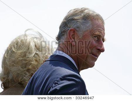 Prince Charles Profile Saint John