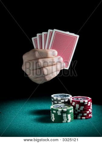 Gambling Hand