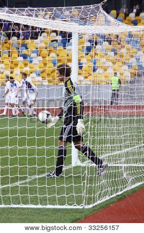 Football Game Dynamo Kyiv Vs Vorskla Poltava