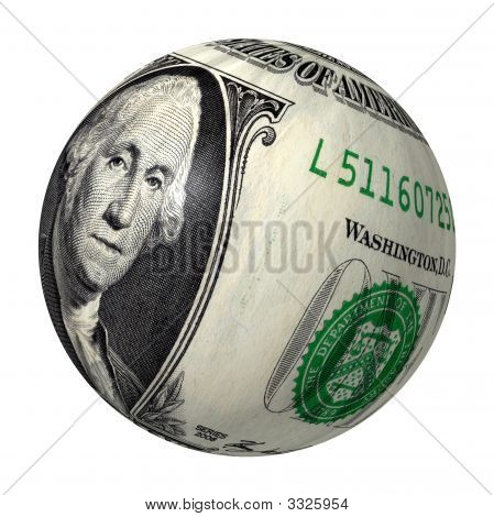 One Dollar Ball Bill