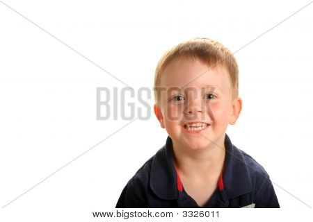 Young Smiling Boy