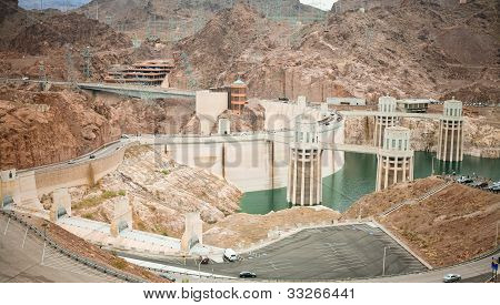 Hoover Dam Arizona USA