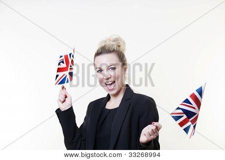 Bitish Flag