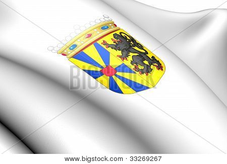 West Flanders Coat Of Arms