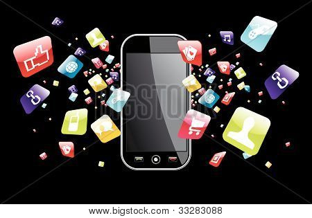 Apps global Smartphone
