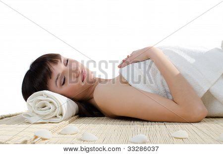 Sleeping In Spa