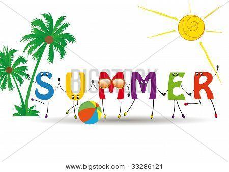 Word Summer