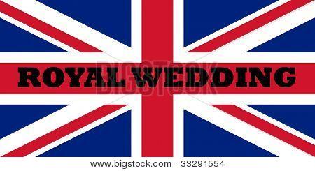 English Union Jack.