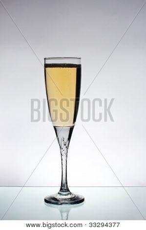 Glass Of Champange