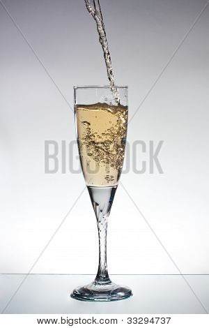 Glass Of Champange