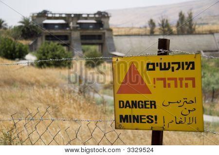 Danger, Mines!