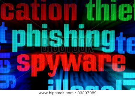 Phishing, Spyware