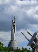 Motherland Monument poster