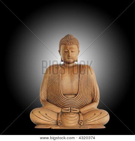Buddha Symbol des Friedens