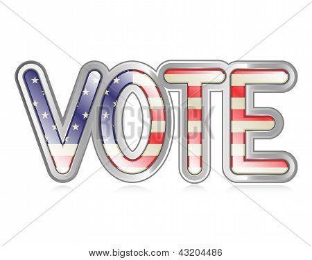 Banner de votação