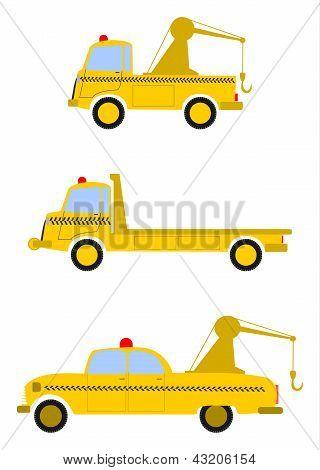 Tow Trucks.