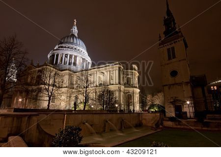 St Pauls of London