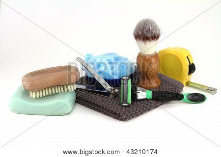 Working Mans Bathroom Supplies