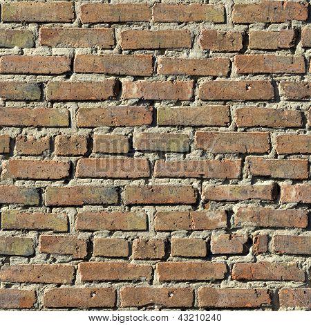 Grey Brick Wall SeamlessTexture.