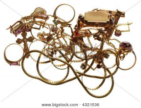 Objectos de ouro
