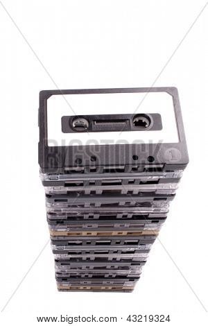 Photo of K7s pile