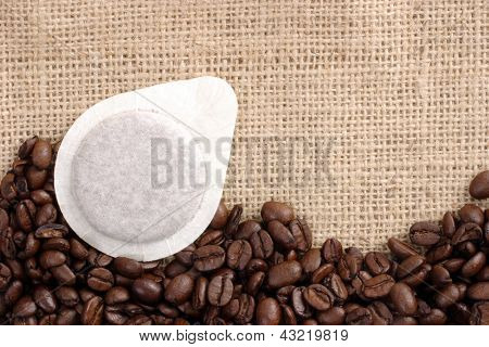 Photo of Coffee sachet