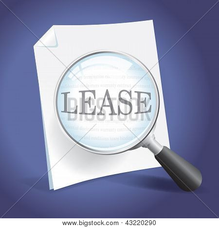 Reviewing A Lease Agreement