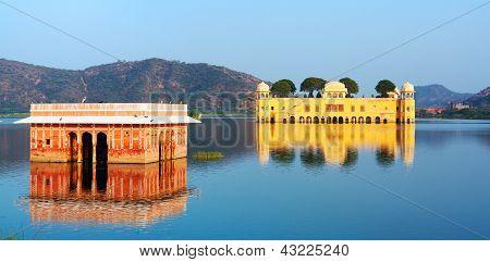 The Palace Jal Mahal