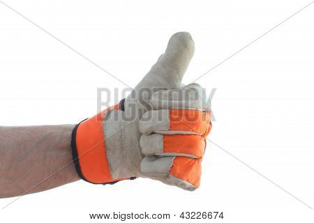 glove finger