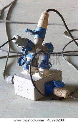 Industrial Plug