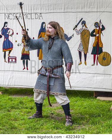 Medieval Entertainer